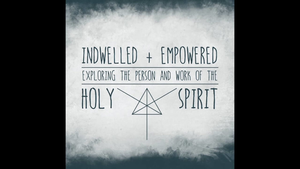 Holy Spirit Sermon Series Graphic