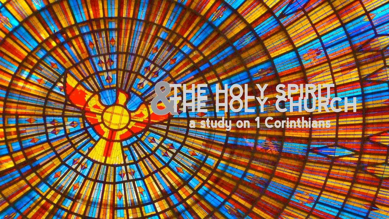 1 Corinthians Sermon Series Graphic