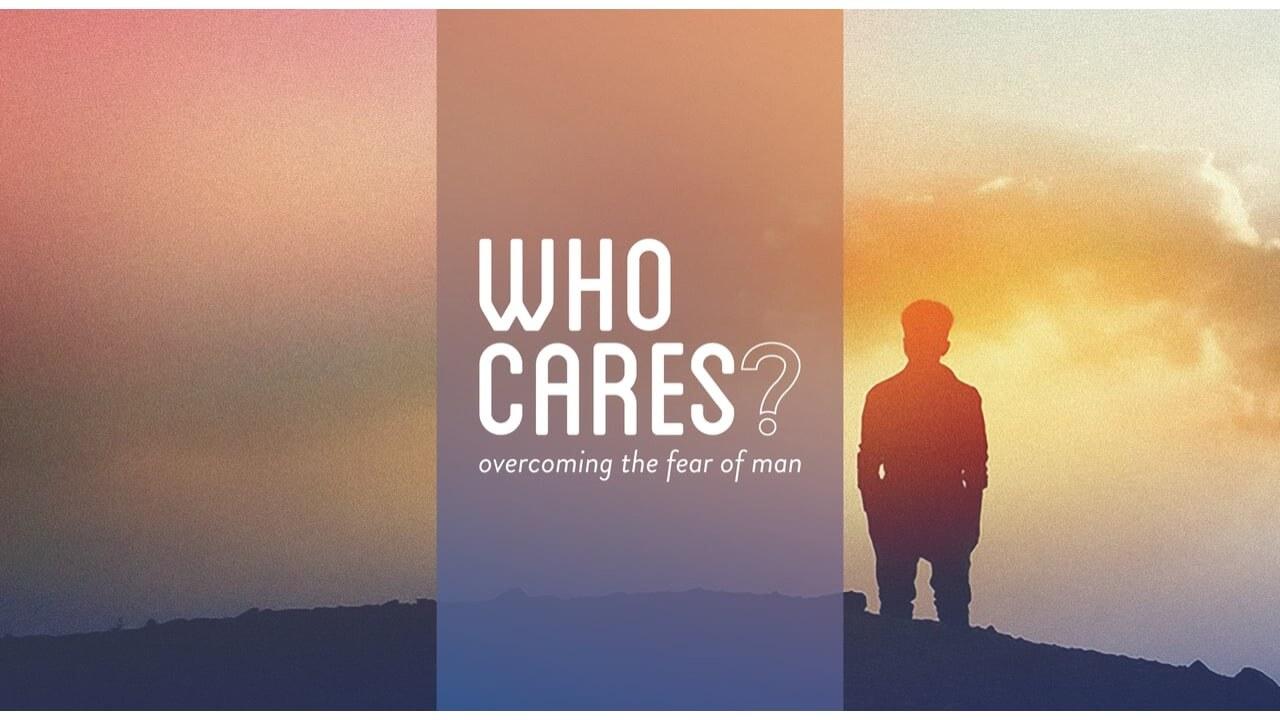 Who Care Sermon Series Graphic