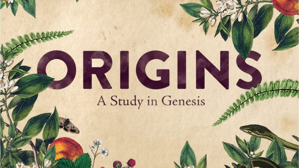 Origins Sermon Series Graphic