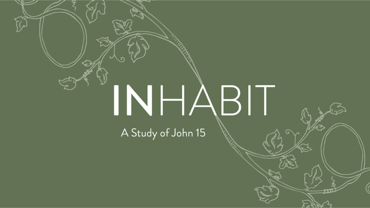 John 15 Sermon Series Graphic