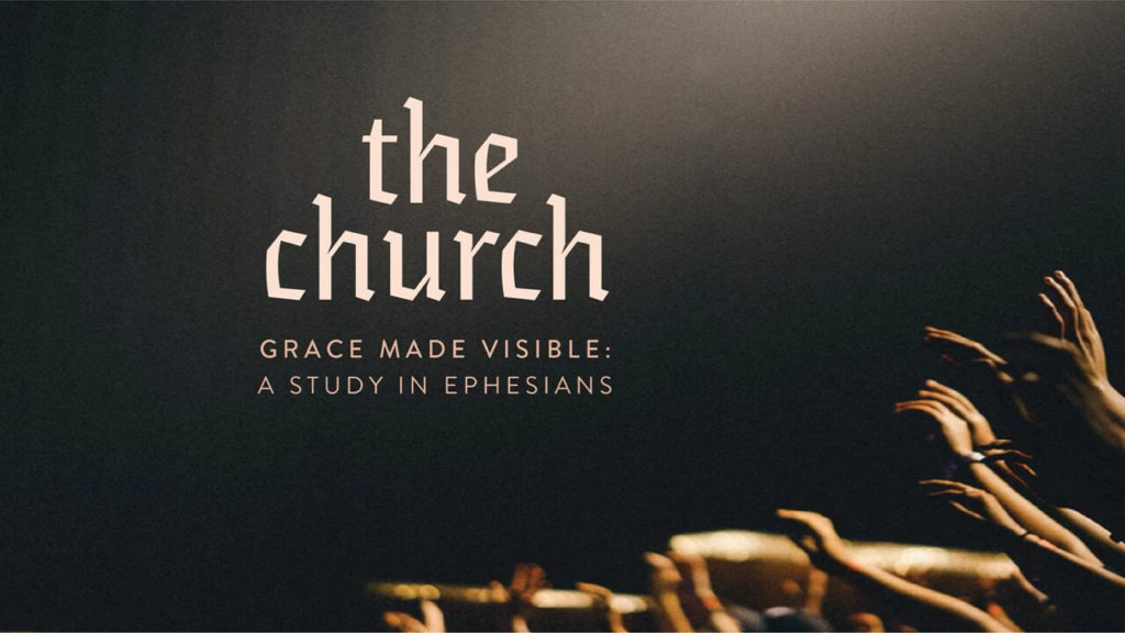 Ephesians Sermon Series Graphic