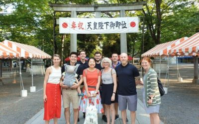 When They Went: Experiences from Last Year's Global Engagement Trips