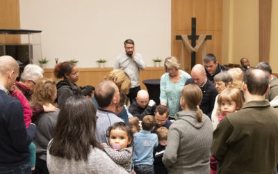 Introducing our New West Seattle Expression Pastor!
